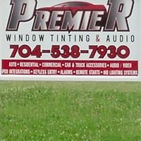 Premier Window Tinting and Audio
