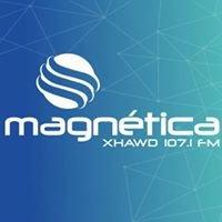 Magnética FM XHAWD 107.1 MHZ.