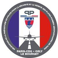 Délégation de la préfecture de police pour les aéroports de Paris