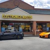 Electronics Master - Car Audio & Tint