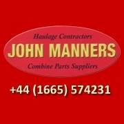 Manners Combine Parts