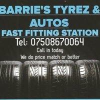 Barries Tyres & Autos