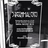 Stechmalerei Mannheim