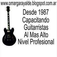 Clases de Guitarra Online Omar Garayalde