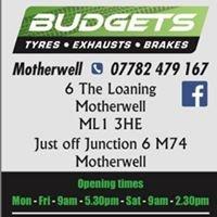 Budgets Motherwell