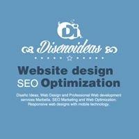 Diseñoideas web design & social media video marketing