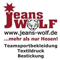 Jeans-Wolf