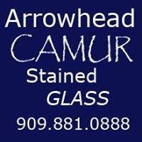 Arrowhead Camur Stained Glass