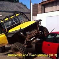 Rueben's Land Rover services - RLR