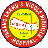 Pasang Lhamu Nicole Niquille Hospital,Lukla,Nepal