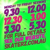 Skaterz Roller Skate & Blade Rink - Eltham