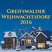 Greifswalder Weihnachtsdorf