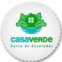 Ensaladas Casa Verde