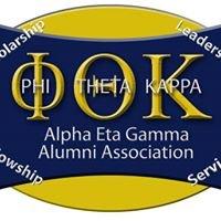 Alpha Eta Gamma Alumni Association of Phi Theta Kappa - SUNY SCCC