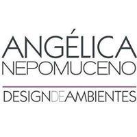 Angélica Nepomuceno - Design de Ambientes