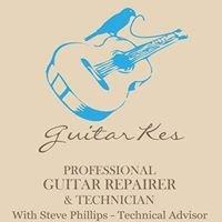 GuitarKes - Pro Guitar Repairer & Technician