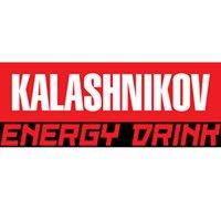 Kalashnikov energy drink