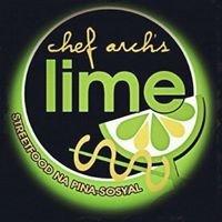 Chef Arch's Lime Street Food Na Pina sosyal