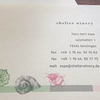 Shelter Winery