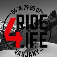 Ride For Life : Location Ski Vaujany