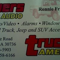 truck n america tuners car audio llc ringgold united states yellow place