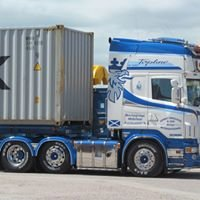 Kenny ferguson & son haulage,newtongrange,midlothian