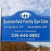 Summerfield Family Eye Care