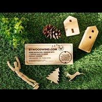 Bywoodwind รับผลิตงานไม้ แกะเลเซอร์ cnc