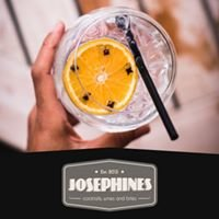 Josephines cocktails, wines and bites