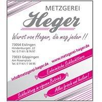 Metzgerei Heger