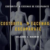 CostuRita & Escenas de escaparate