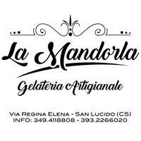 "Gelateria ""La Mandorla"" San Lucido"