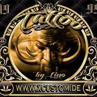 X Custom Tattoo
