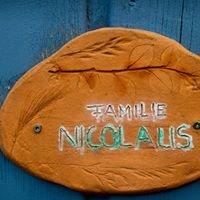 Ponyhof und Ferienwohnungen Nicolaus mit Keramikwerkstatt