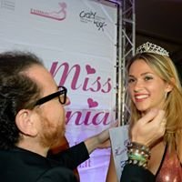 CRAZY LOOK  official hair styling & make-up   miss lessinia