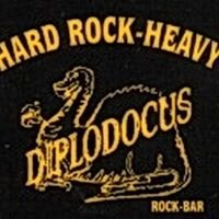 Diplodocus Rock Bar