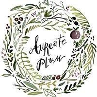 Aureate Plum