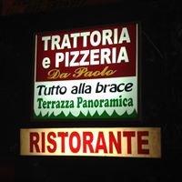 Trattoria/Pizzeria e brace Da Paolo