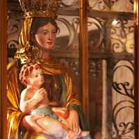 Santuario Madonna di Pradella Sonico