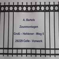 A.Bartels Zaunmontagen
