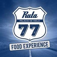 Ruta 77 Palacio de Hielo