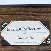 Main St. Reflections Salon and Day Spa