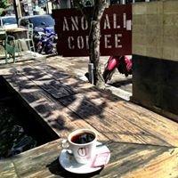 Anomali Coffee Seminyak..