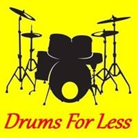 Drums for Less