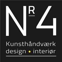 NR4 - Kunsthåndværk, design og interiør