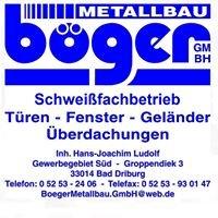 Böger Metallbau GmbH.