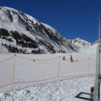 Snowpark Tignes