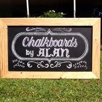 Chalkboards by Alan