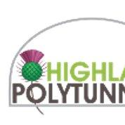 Highland Polytunnels                           Call 01667 454875