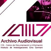 Archivo Audiovisual IIGG